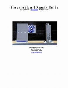 Sony Playstation Ps2 Repair Guide Service Manual Download