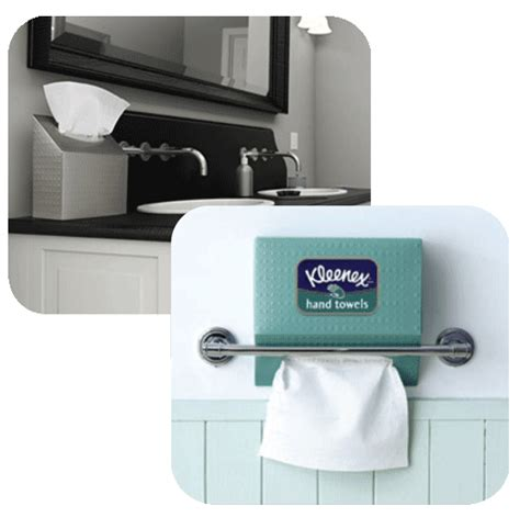 kleenex white towels 6 boxes health