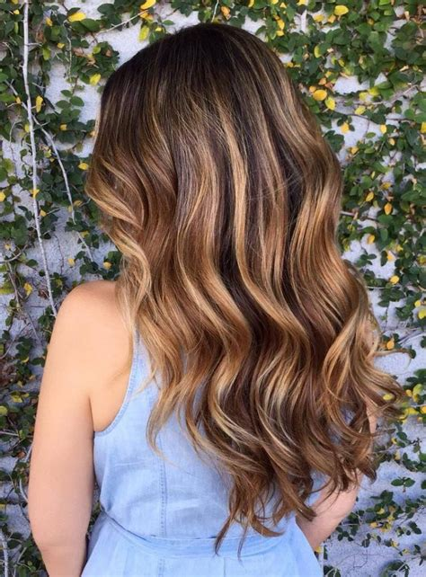 brown hair with light brown highlights 7 best light brown highlights on brown hair
