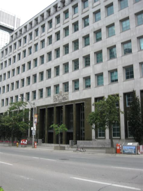 Bank Of Canada Building Toronto Wikipedia