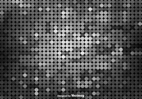 abstract vector grey dotted pattern