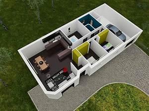 Plan Maison Pas Cher : maison design melodie ~ Melissatoandfro.com Idées de Décoration