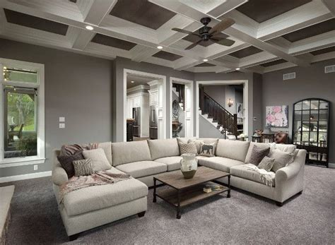 how to make your tray ceiling feel like home living room