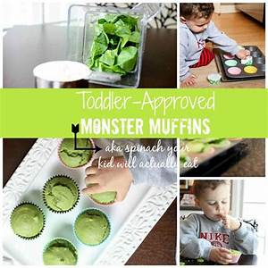 Green Monster Muffins Toddler Approved Paleo
