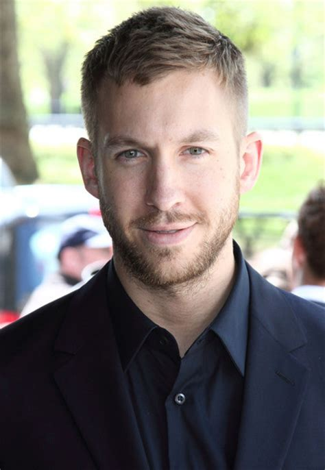 calvin harris age weight height measurements