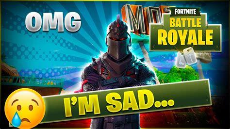 Depression Fortnite Battle Royale Fun Youtube