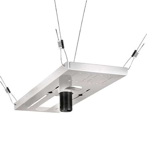 Projector Mount Drop Ceiling Kit by Peerless Kwik Loc Lightweight Above Grid Adjustable