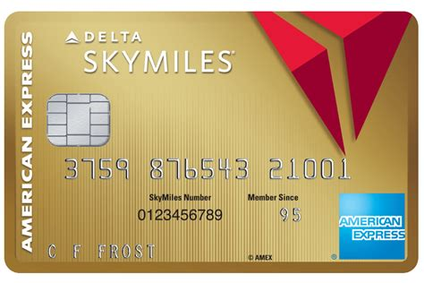credit card review gold delta skymiles credit card