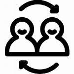 Friends Icon Icons Flaticon Amigos Icono Freepik