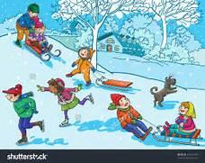 Winter Season Clip Art...