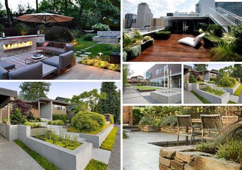 modern gardens ideas modern garden design ideas 9