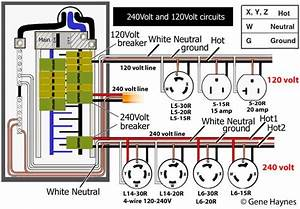 3 Prong 110 Wiring Diagram