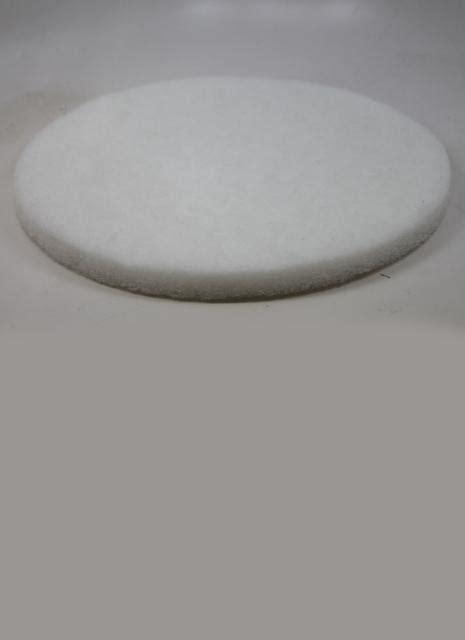 hardwood floor buffing chicago norton abrasives 16 inch white gloss buffing pad