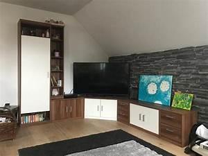Wohnzimmerschrank über Eck : eck wohnwand kleinanzeigen m bel wohnen ~ Buech-reservation.com Haus und Dekorationen