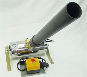 Electric Air Cannon (Compact Model)