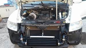 Vr6 Turbo Touareg Build