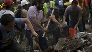 Mexico: Powerful earthquake topples buildings, killing ...