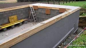 Schwimmbad Selber Bauen : pool selber bauen beton fliesen ~ Markanthonyermac.com Haus und Dekorationen