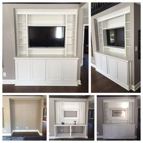 custom built   base cabinets  shaker style doors