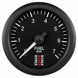Stack Professional Fuel Pressure Gauge 0