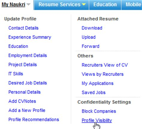 register my resume in naukricom how do i delete my naukri account