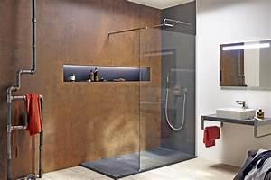 Emejing Meuble Salle De Bain Design Contemporain Photos