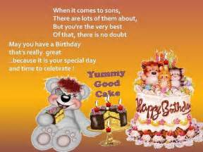 Funny Happy Birthday Wishes for Son