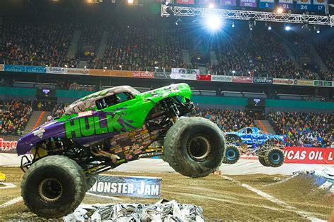 monster truck jam houston 2014 hulk monster trucks wiki fandom powered by wikia