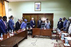 Mehr News Agency - Zarif meets with Guinea Conakry ...