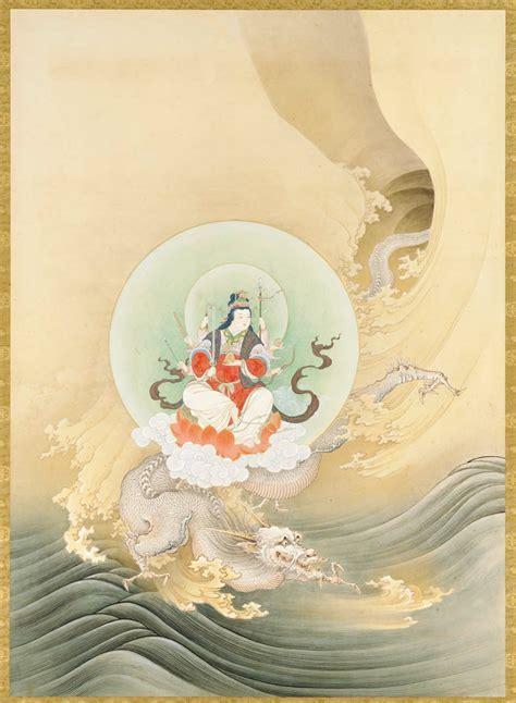 goddess benzaiten music dragon fortune boston mfa