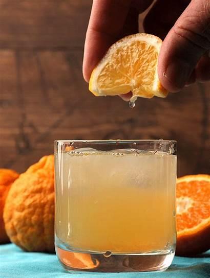Margarita Orange Tangerine Jus Perfect Animated Lemon