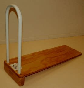 bed lever rail  wooden base mobility centre