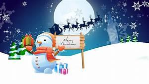 Christmas Snowman Wallpapers   christmaswallpapers18