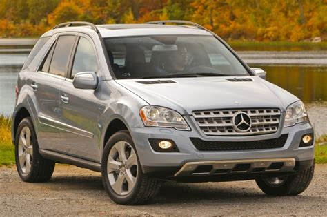 Every used car for sale comes with a free carfax report. Used 2010 Mercedes-Benz M-Class Diesel Review   Edmunds
