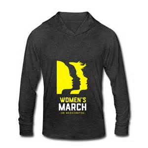 Women's March On Washington,Unisex Tri-Blend Hoodie Shirt