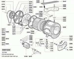 Bosch Classixx Dishwasher Parts Diagram