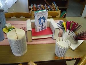 Basteln Mit Alten Weihnachtskugeln : basteln mit alten b chern ffentliche bibliothek zeltweg ~ Whattoseeinmadrid.com Haus und Dekorationen