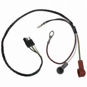Cj Classics Mustang Alternator Wiring Harness Usa Made 6