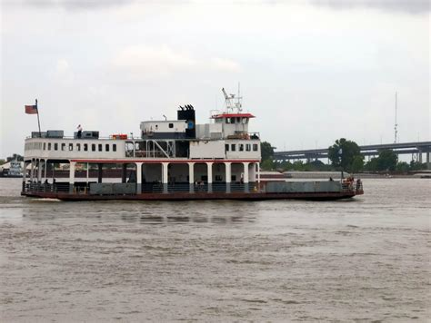 Boat Radio New Orleans by Algiers Ferry Hours Extended Wwno