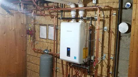 Navien Tankless Gas Water Heater