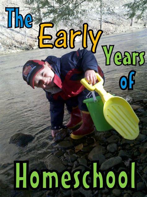 the early years preschool the early years of homeschool 192