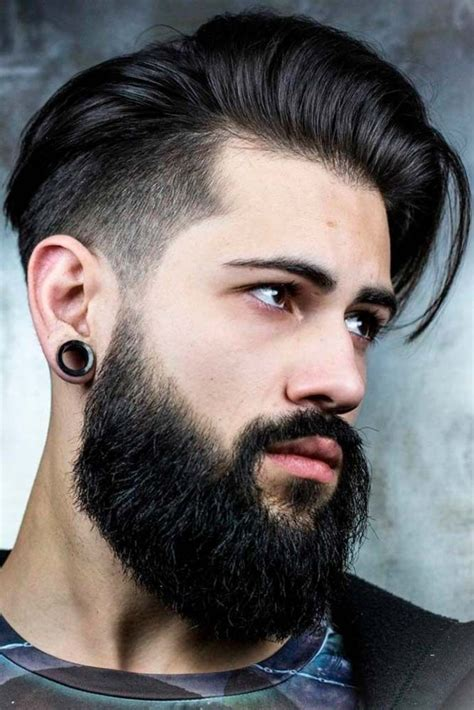 15 side part hairstyle for men to appear stylish