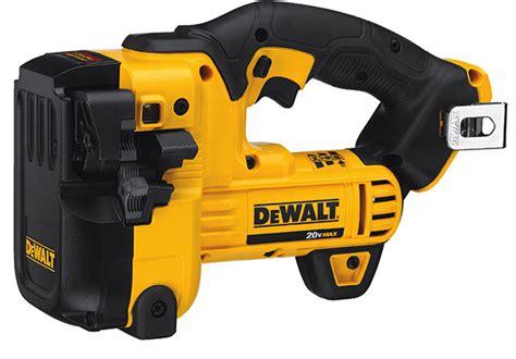 New Dewalt Trades-focused Tools