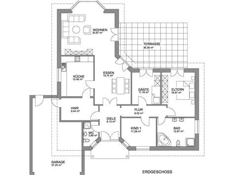 Bungalow 150 Qm by Bungalow Mit 150 Qm Grundriss Und Platz F 252 R 2 Kinderzimmer