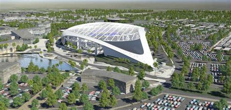 Turner, Aecom chosen to build new Los Angeles Rams stadium ...