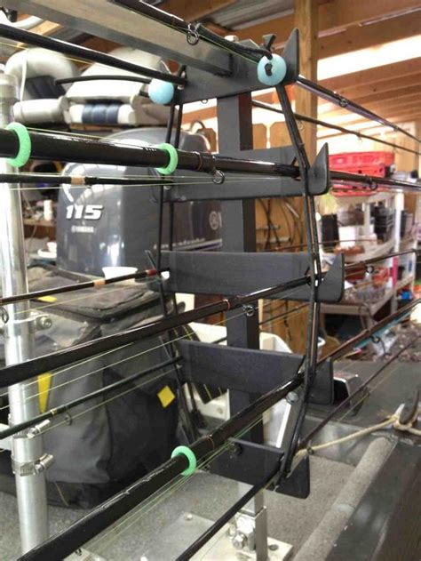 Boat Transport Racks by Rod Transport System