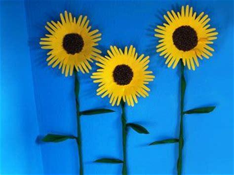 die besten  sonnenblumen malen ideen auf pinterest