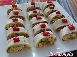 Recetas de bocaditos salados para buffet Imagui