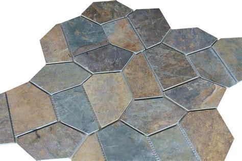 free sles roterra slate tile meshed back patterns