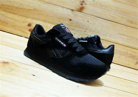 Sepatu Santai Reebok jual beli reebok classic hitam ar sepatu casual